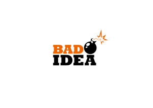 Logo Bad Idea