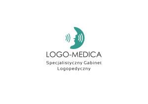 Logo Specjalistycznego Gabinetu Logopedycznego Logo-Medica