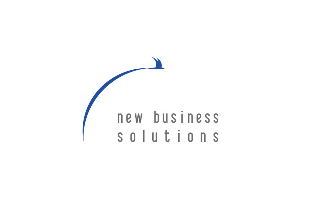 Logo new business solutions