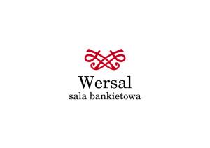 Projekt logo sali bankietowej Wersal