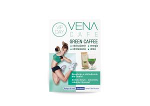 plakaty, ulotki Vena Cafe